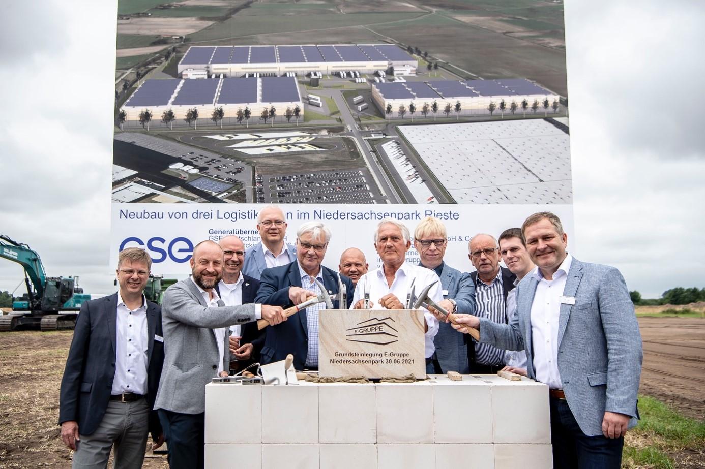 GSE realisiert Großprojekt für Engler Immobilien Gruppe im Niedersachsenpark